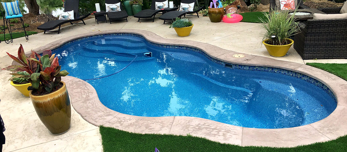 Boise Fiberglass Pools Viking Pools Idaho Pool