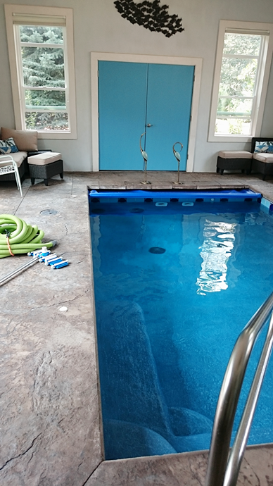 Boise pool cleaners idaho pool cleaning company in boise for Pool design boise