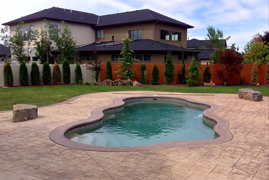 Boise pool services idaho pool maintenance in boise for Pool design boise